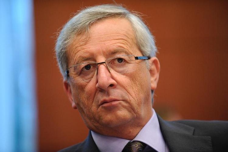 CDU für Juncker als EVP-Spitzenkandidat (© 2014 AFP)