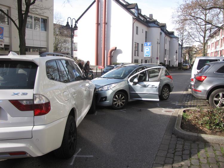 Sachschaden in Höhe von rund 15.000,- Euro (Foto:Polizei Mettmann)
