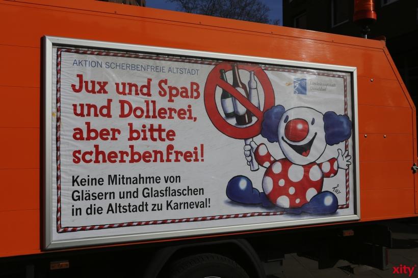 Scherbenfreie Altstadt (xity-Foto: D.Creutz)
