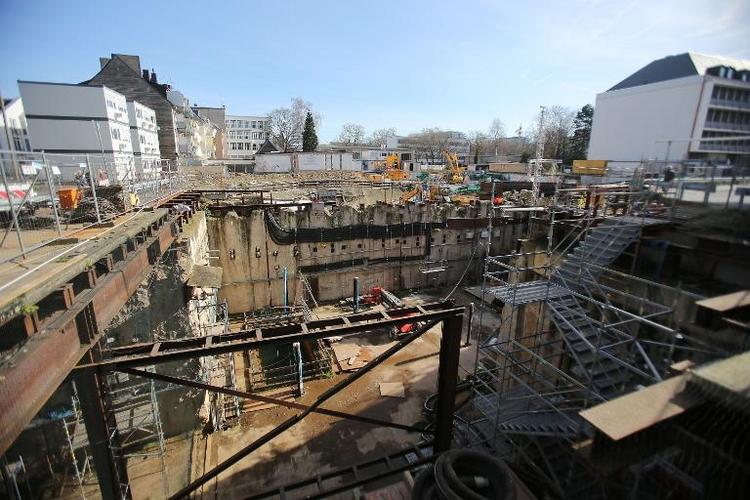 Stadt Köln erwartet bald Aufschluss über Archiveinsturz (© 2014 AFP)