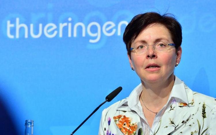 Thüringen für kürzere Meldefrist bei Heimkinder-Fonds (© 2014 AFP)