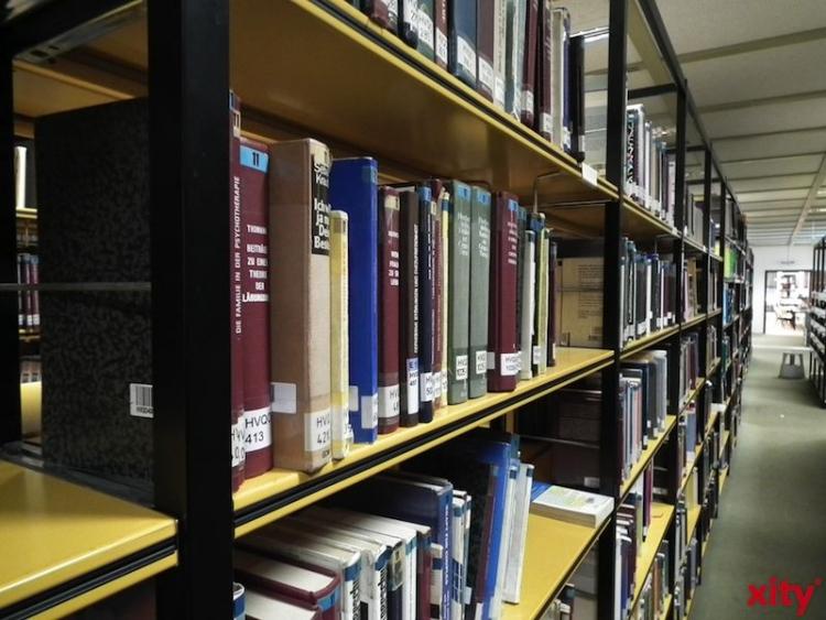 Stadtbüchereien an Weiberfastnacht geöffnet (xity-Foto: M. Völker)
