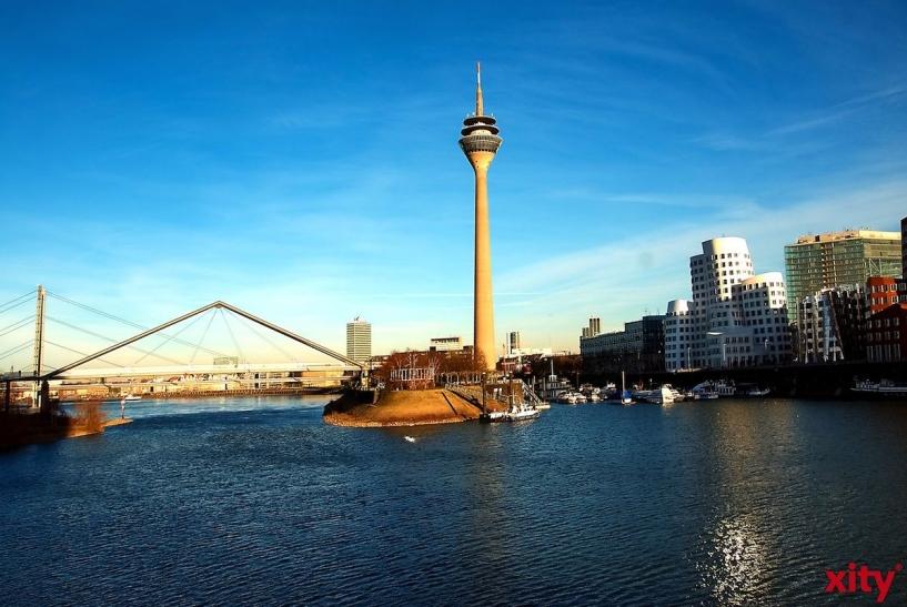 Wirtschaftsförderung Düsseldorf auf dem Mobile World Congress in Barcelona (xity-Foto: S. Holtschneider)
