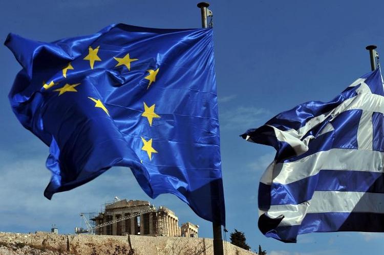 Bundesregierung erwägt mildere Reformauflagen für Athen (© 2014 AFP)