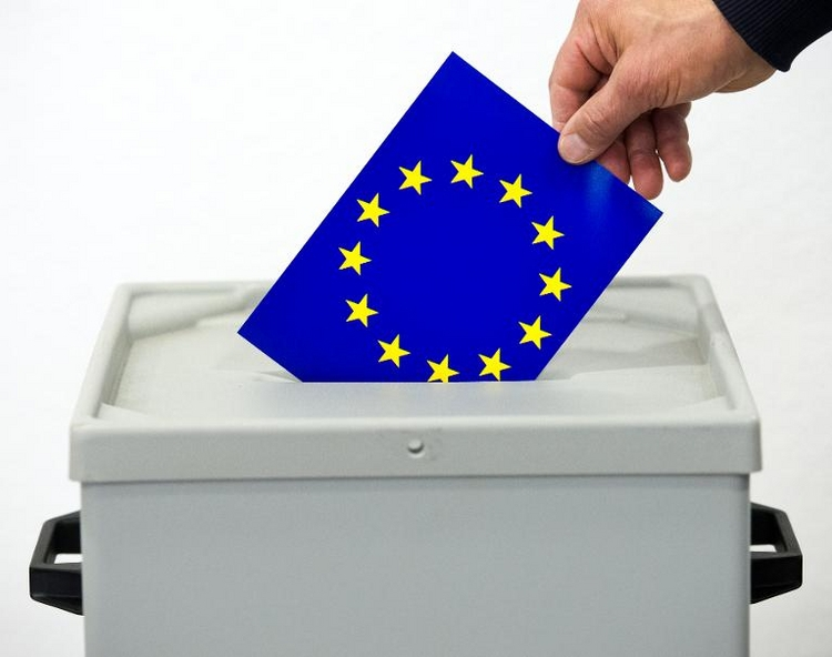 Karlsruhe urteilt über Drei-Prozent-Hürde bei Europawahl (© 2014 AFP)