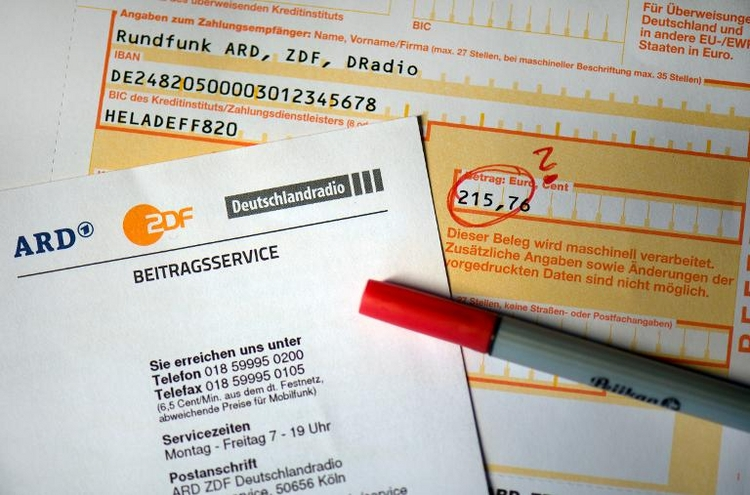 Rundfunkgebühren sollen erstmals gesenkt werden (© 2014 AFP)