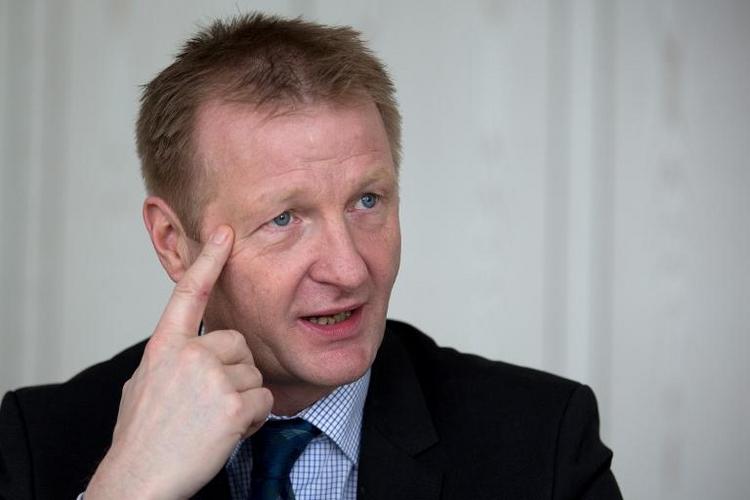 NRW-Innenminister warnt vor Syrien-Kämpfern (© 2014 AFP)