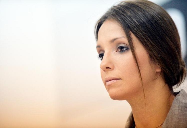 Timoschenkos Tochter dankt Berlin für Unterstützung (© 2014 AFP)