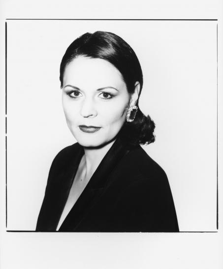 """Melanie Diener ersetzt die erkrankte Linda Watson am 1. März im """"Rosenkavalier"""" (Foto: Johannes Ifkovits)"""