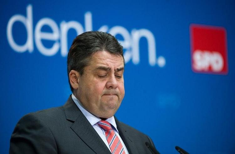 SPD in Wählergunst auf tiefstem Wert seit der Wahl (© 2014 AFP)