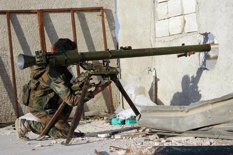 Verfassungsschutz warnt vor Dschihadisten aus Syrien (© 2014 AFP)