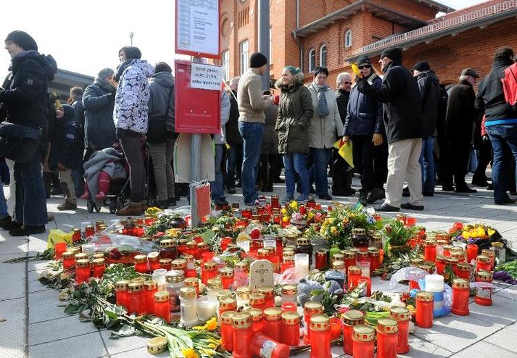 Tödliche Attacke von Kirchweyhe: Mehrjährige Haftstrafe (© 2014 AFP)