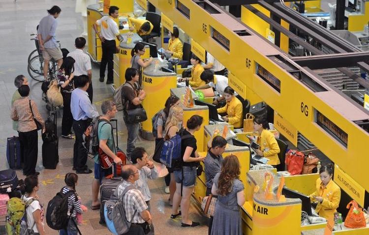 Teure konsularische Hilfe für Rückflug aus Thailand (© 2014 AFP)