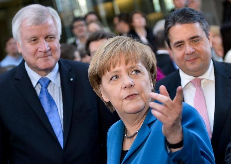 Leichte Verluste für Schwarz-Rot im Deutschlandtrend (© 2014 AFP)