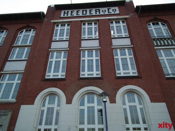 """Die 5. Ausstellung der Reihe """"Pförtnerloge"""" in der Krefelder Fabrik Heeder, bestreitet der Gummersbacher Künstler Christof Knapp (xity-Foto: E. Aslanidou)"""