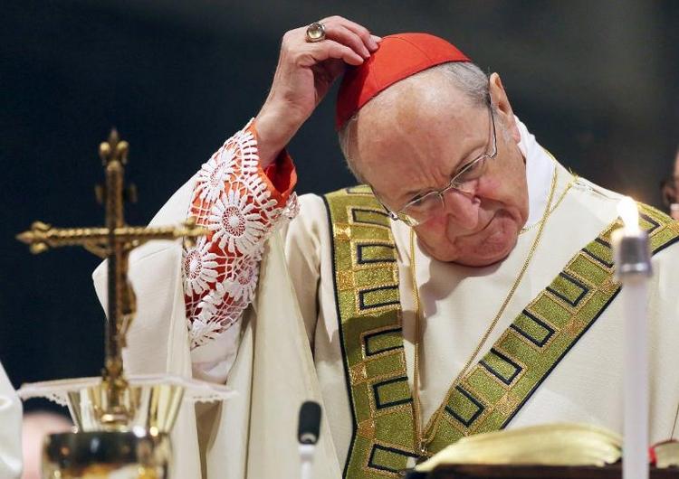 Papst versetzt Kölner Kardinal Meisner in Ruhestand (© 2014 AFP)