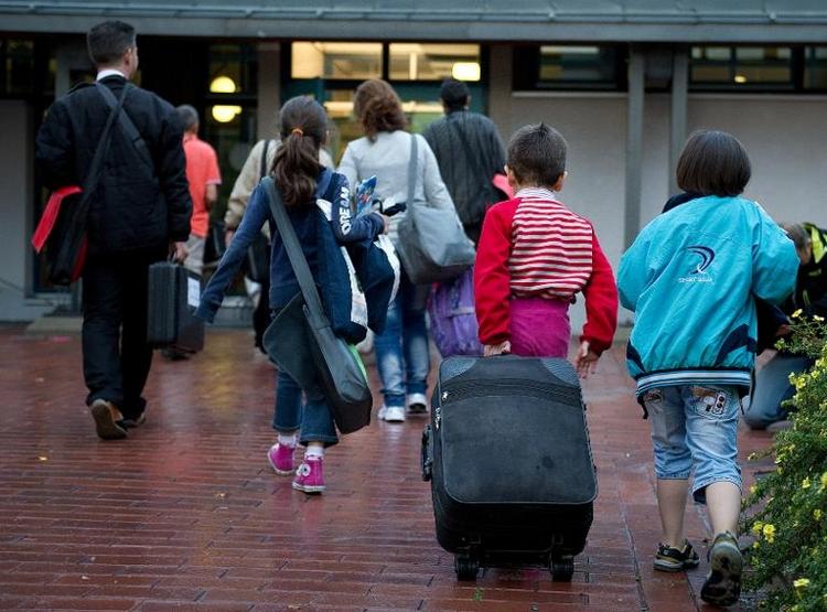 Pro Asyl fordert Aufnahme weiterer Syrer in Deutschland (© 2014 AFP)