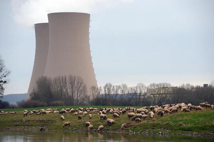 Deutschland nicht ausreichend auf Atomunfall vorbereitet (© 2014 AFP)