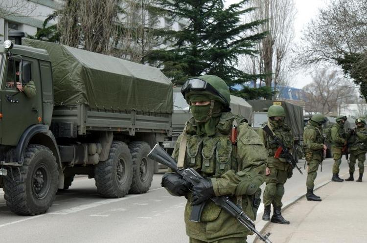 Grüne wollen wegen Krim-Krise Bundestagssondersitzung (© 2014 AFP)