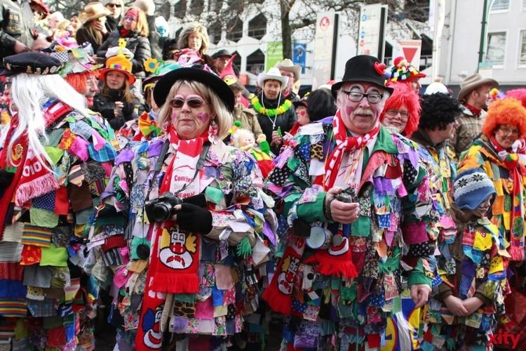 Heute, 3. März 2014, erreicht die diesjährige Karnevalssession in Krefeld ihren Höhepunkt. (xity-Foto: D. Mundstock)