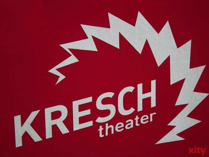 """Das Kreschtheater zeigt das Stück """"Kopf Hoch"""" in der Fabrik Heeder (xity-Foto: E. Aslanidou)"""