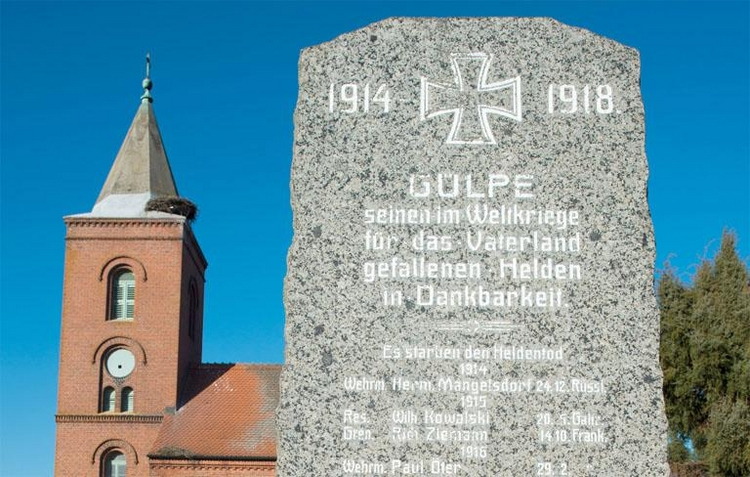 Berlin spart beim Gedenken an den 1. Weltkrieg (© 2014 AFP)