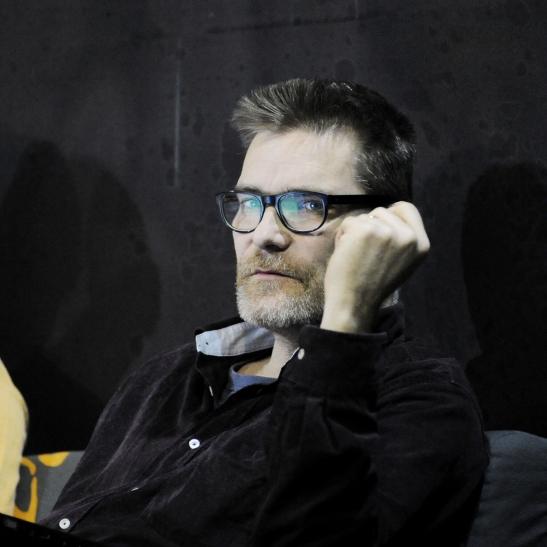"""Hermann Schmidt-Rahmer insziniert Lars von Triers """"Manderlay"""" am Schauspiel Essen (Foto: Lena Obst)"""