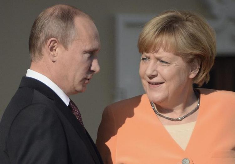 Deutschland setzt Zusammenarbeit mit Russland fort (© 2014 AFP)