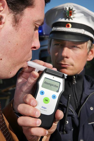 Viele Trunkenheitsfahrten im Karneval (Foto: Polizei Mettmann)