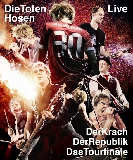 Die Toten Hosen rocken die Leinwand (Foto: CinemaxX Krefeld)