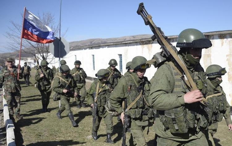 CDU-Außenpolitiker: Berlin muss im Krim-Krise vermitteln (© 2014 AFP)