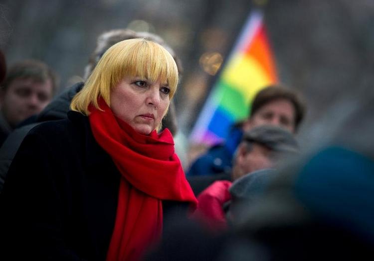 Grüne fordern von Regierung Boykott der Paralympics (© 2014 AFP)