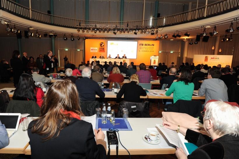 Düsseldorf, Köln und Bonn präsentieren sich auf der ITB in Berlin (Foto: ITB Berlin)