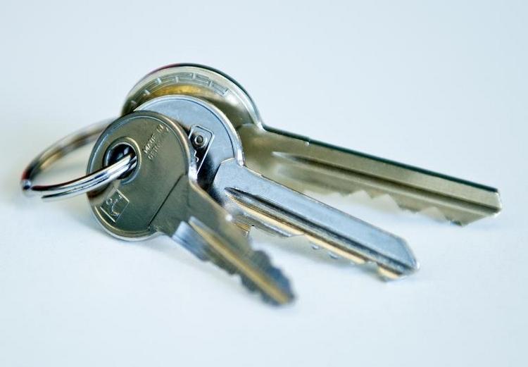Verlorener Hausschlüssel kann teuer werden  (© 2014 AFP)