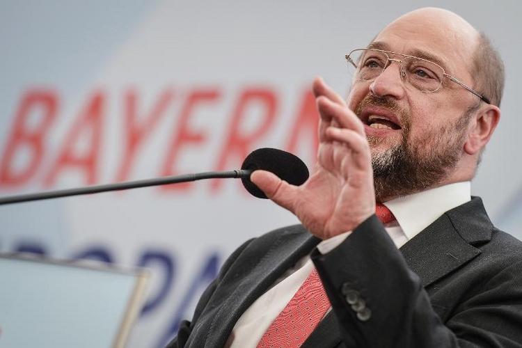 Krim-Krise: Schulz mahnt Einigkeit in Europa an (© 2014 AFP)