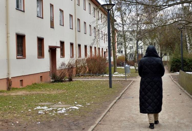 Zahl der Angriffe auf Asylbewerber stark gestiegen (© 2014 AFP)