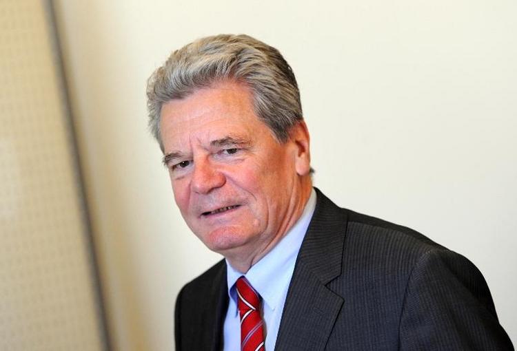 Gauck führt politische Gespräche in Athen (© 2014 AFP)