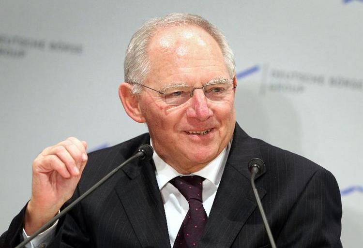 Regierung plant für 2015 keine neuen Schulden mehr (© 2014 AFP)