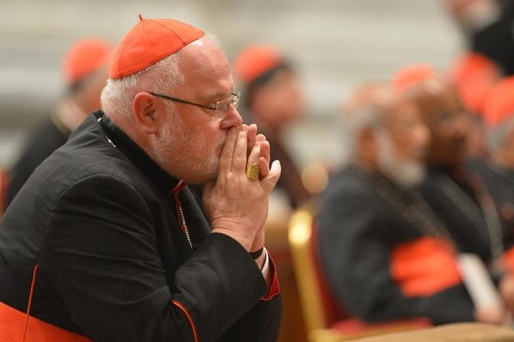 Münchener Erzbischof koordiniert vatikanischen Finanzrat (© 2014 AFP)
