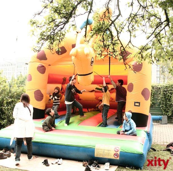 Kitafest im Familienzentrum Süd (xity-Foto: M. Völker)
