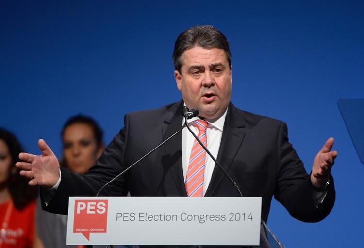 Gabriel will kalte Progression reduzieren (© 2014 AFP)