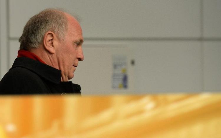 Steuerprozess gegen Uli Hoeneß beginnt in München  (© 2014 AFP)