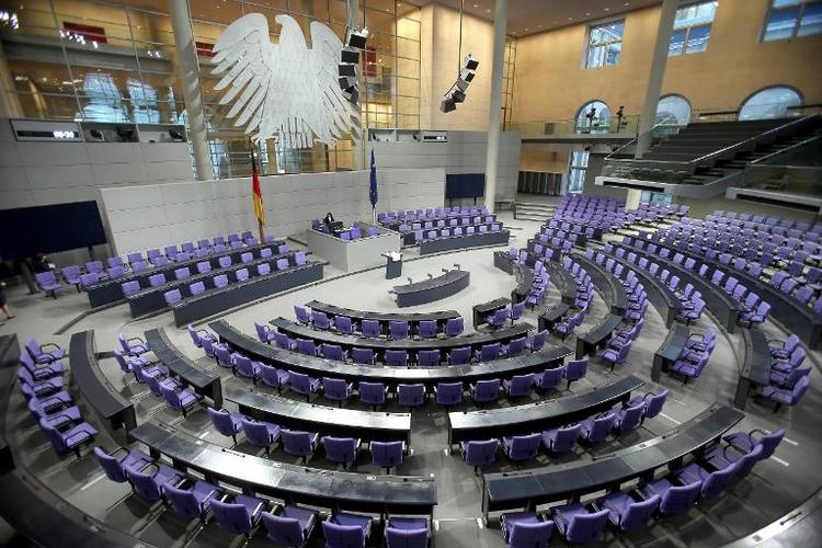Linken-Chef fordert Abschaffung der Fünf-Prozent-Hürde (© 2014 AFP)