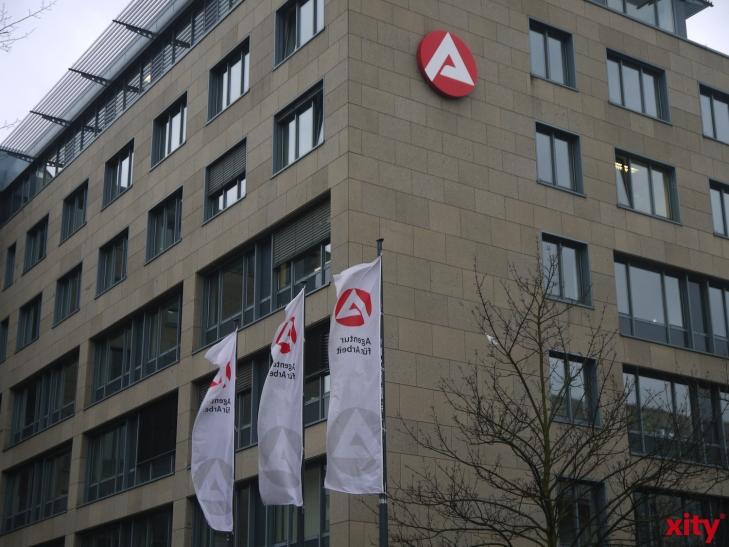 Bewerbertag für Bankkauffrauen/Bankkaufmänner in der Agentur für Arbeit Düsseldorf (xity-Foto: D. Postert)