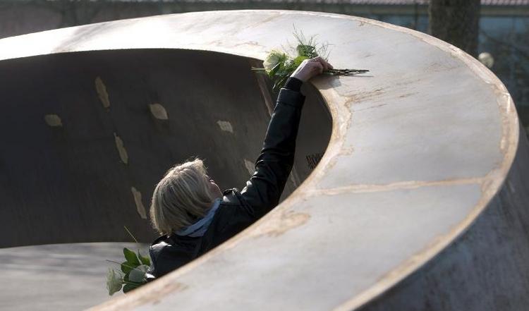 Gedenken an die Opfer des Amoklaufs von Winnenden (© 2014 AFP)