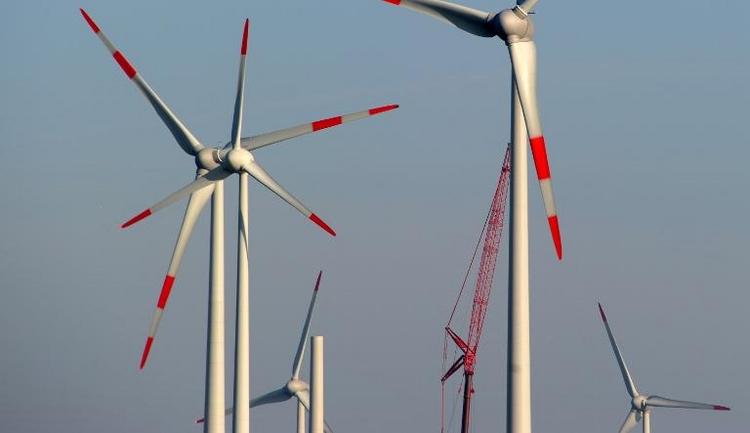 BUND und Wissenschaftler fordern schnellere Energiewende (© 2014 AFP)