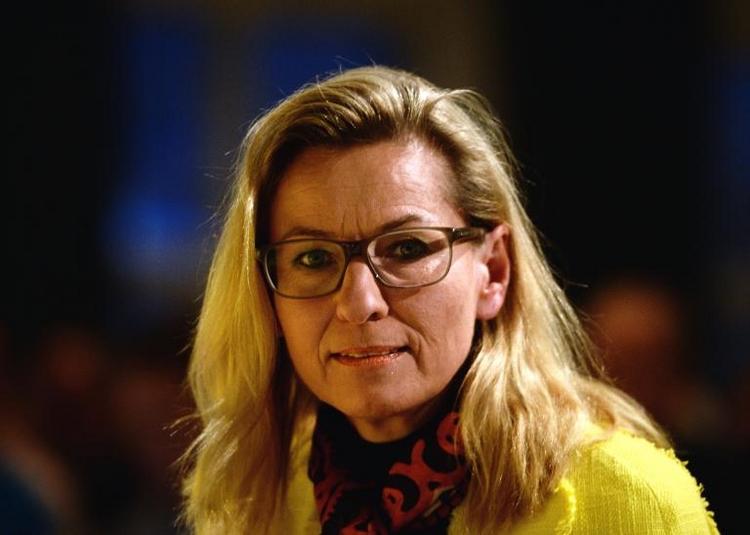 Berlins FDP wählt Alexandra Thein zur Landesvorsitzenden (© 2014 AFP)