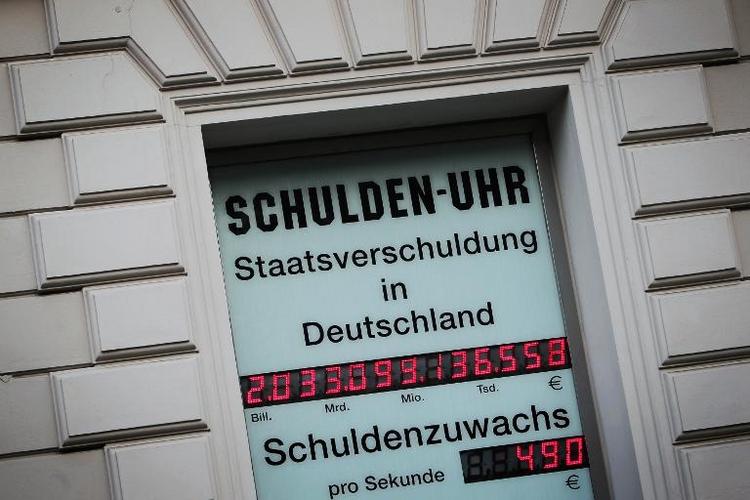 Wirtschaftsweiser: Koalition soll mehr Schulden machen (© 2014 AFP)