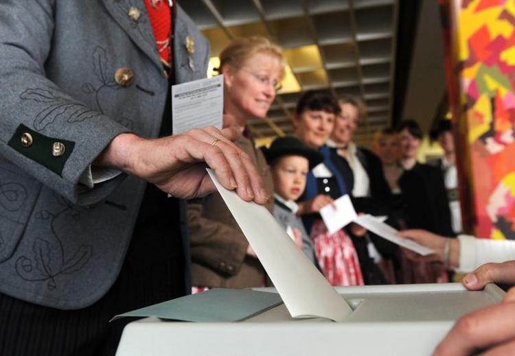 Kommunalwahl in Bayern mit OB-Wahl in München (© 2014 AFP)