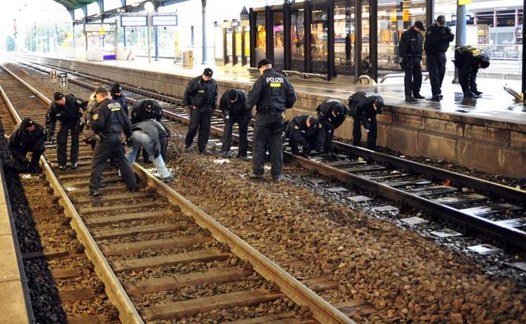 Anschlag in Bonn womöglich nur durch Zufall verhindert (© 2014 AFP)
